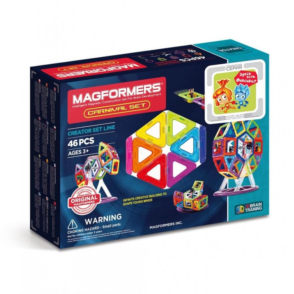 MAGFORMERS - Carnival set Art.703001