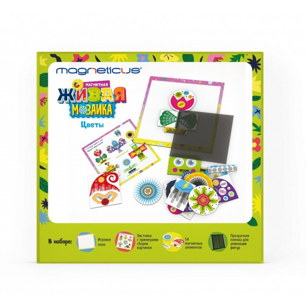Magnetic Mosaic MAGNETICUS MK-003