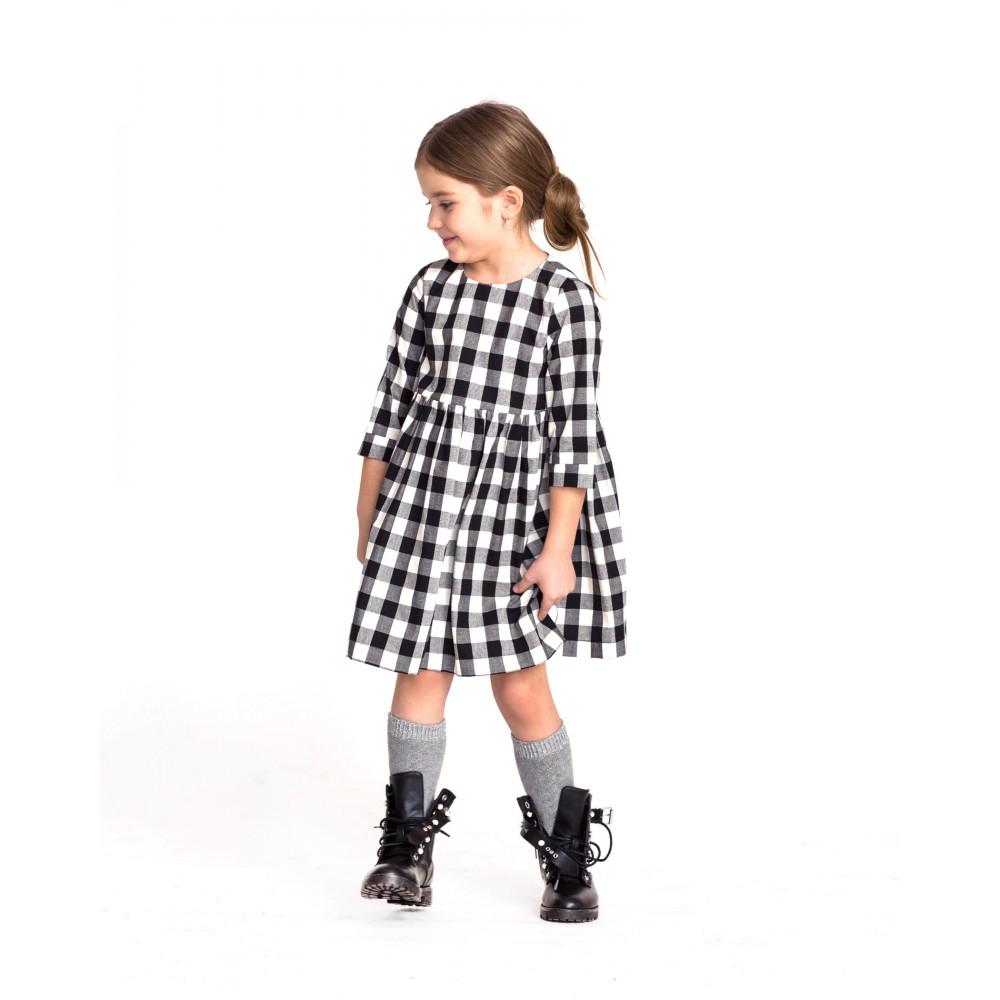 Dress Платье Black and White
