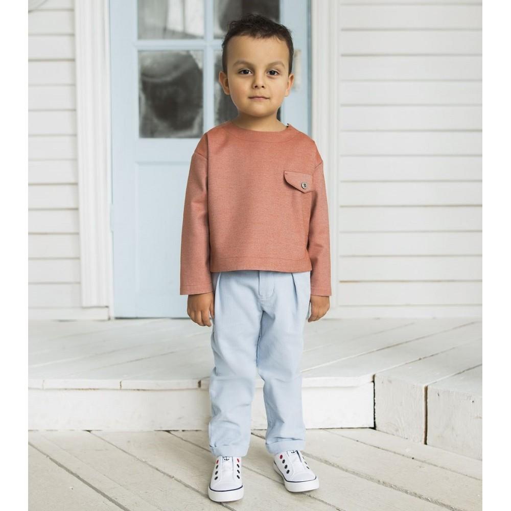 Shirt - jacket 1721749 Terracott