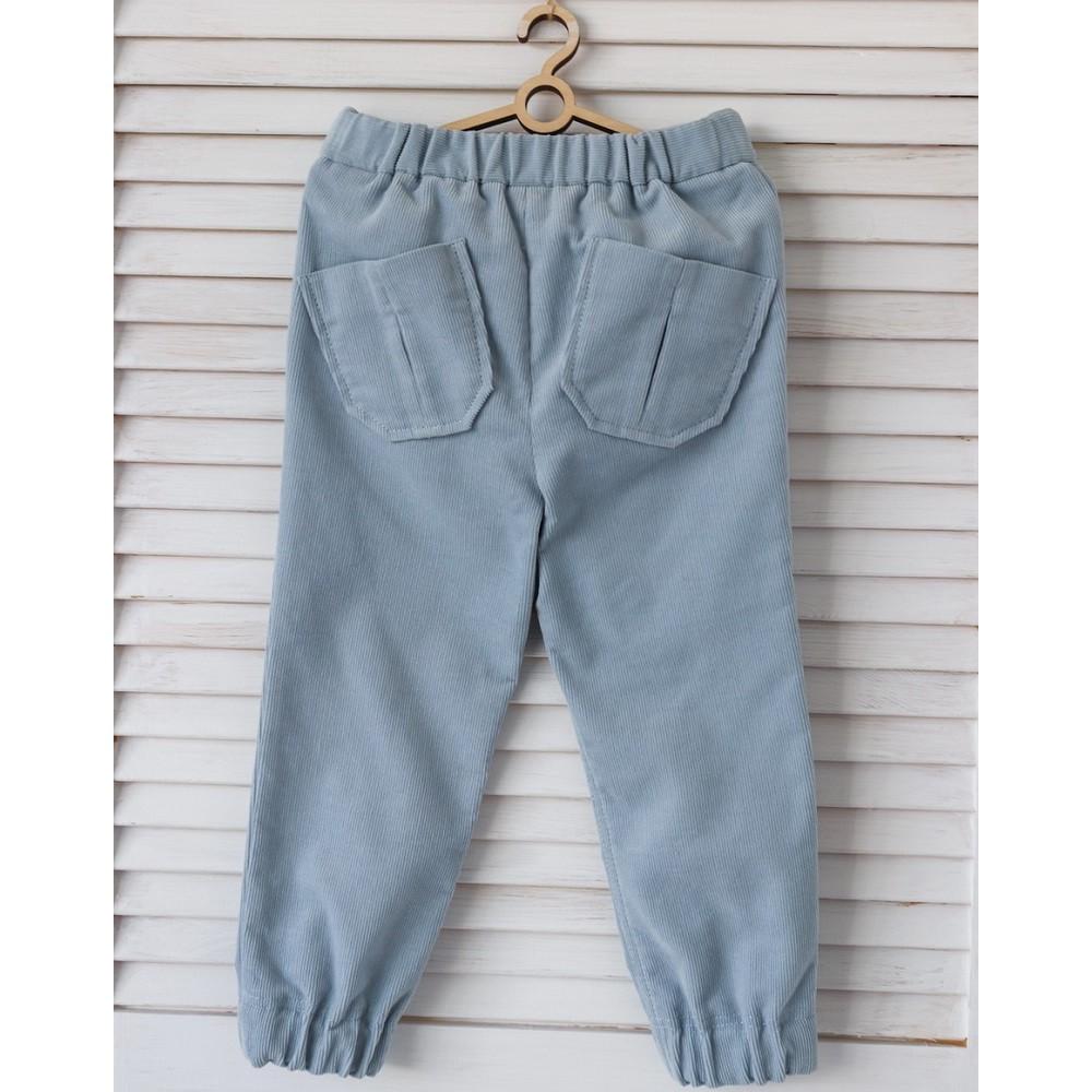 Pants 1721543 blue