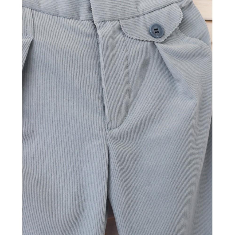 Pants 1721542 blue