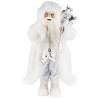 Дед мороз белоснежный 32 см
