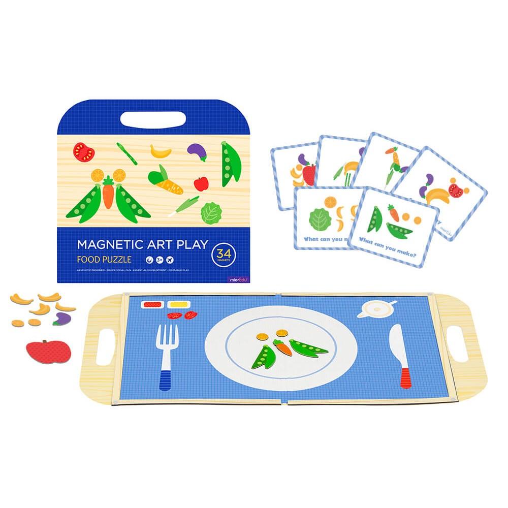 Magnetic Game MIEREDU Food