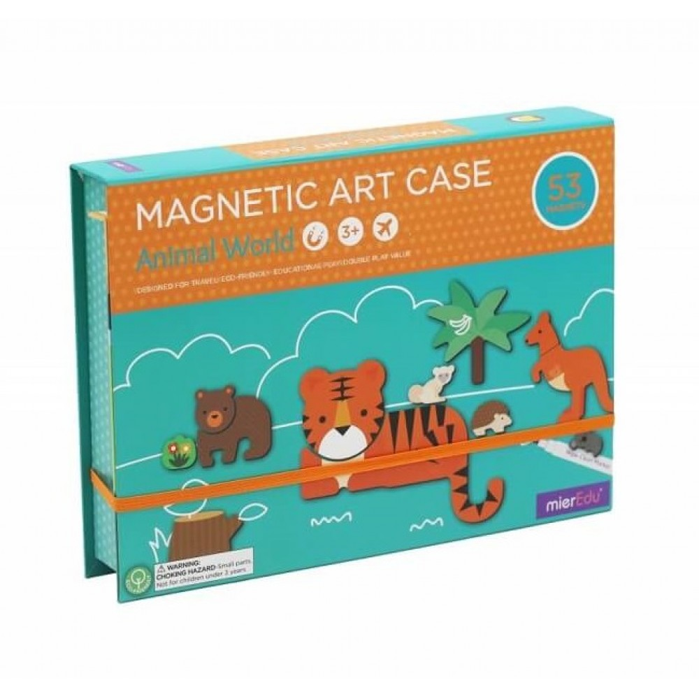 Magnetic game MIEREDU Animal world
