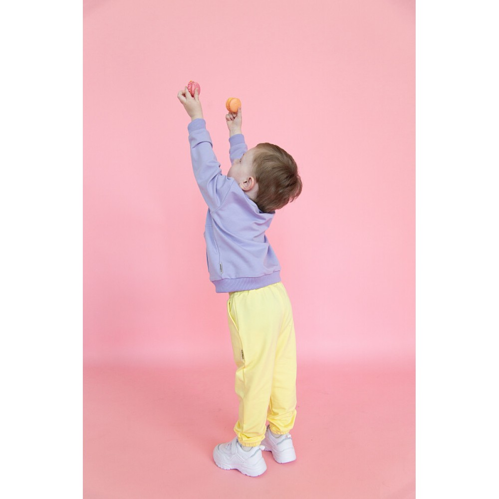 Брюки детские Candy банан