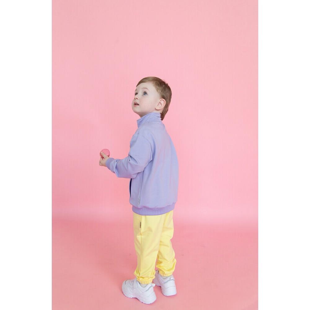 Анорак детский Candy фиалка