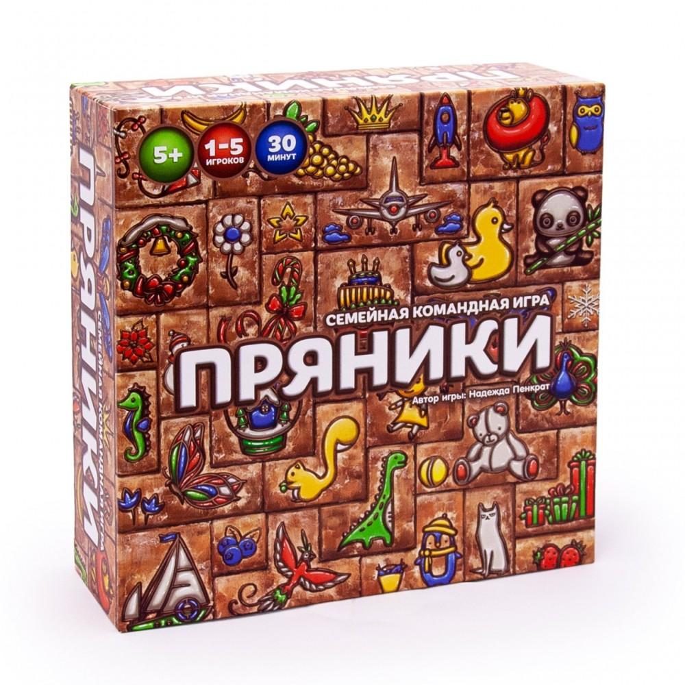 Настольная игра ND PLAY Пряники 288548