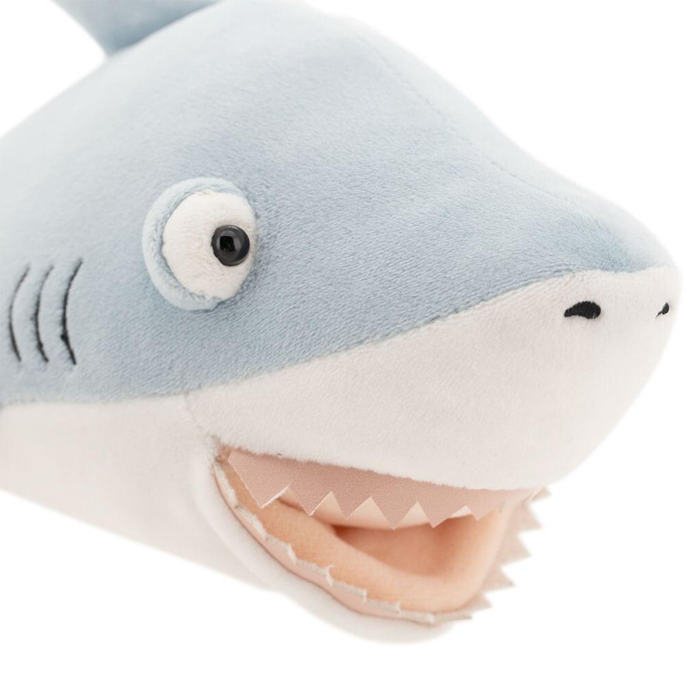 Мягкая игрушка ORANGE TOYS Акула 77 см