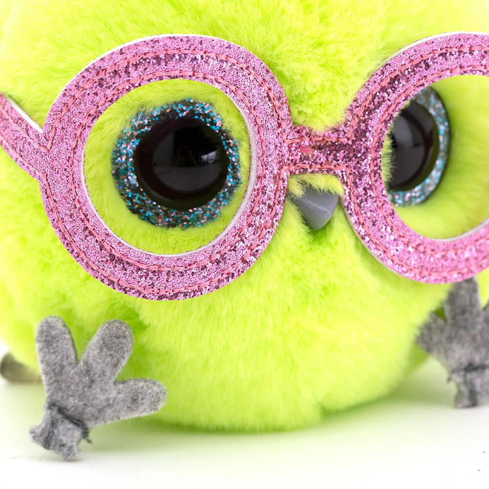Мягкая игрушка ORANGE TOYS КТОтик в забавных очках 13 см