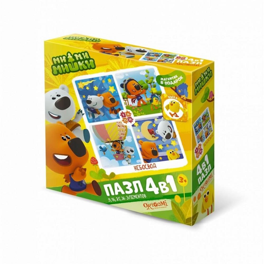 Puzzle ORIGAMI 3515 MiMiMishki
