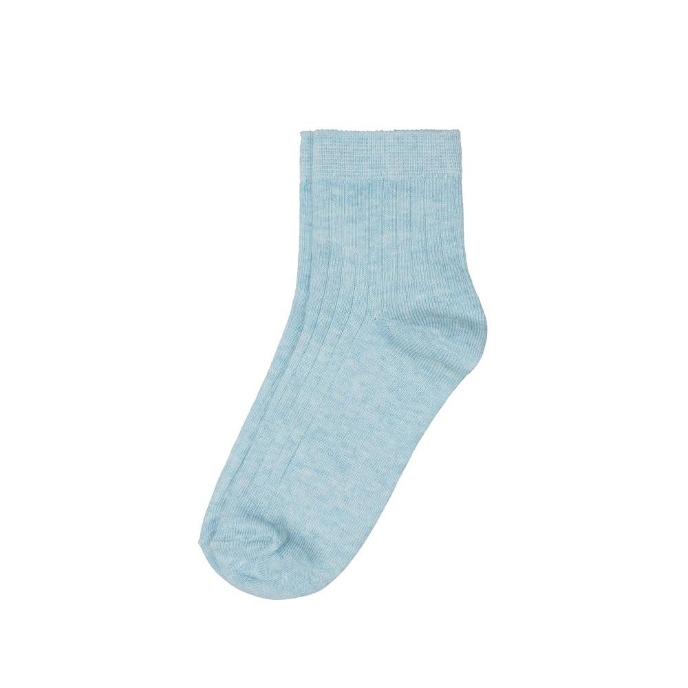 Children's socks H201M, blue color