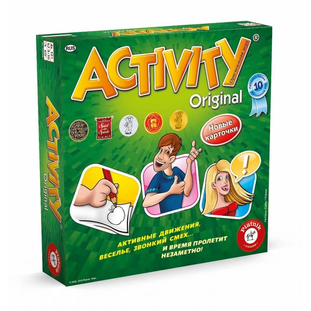Настольная игра Activity 712098