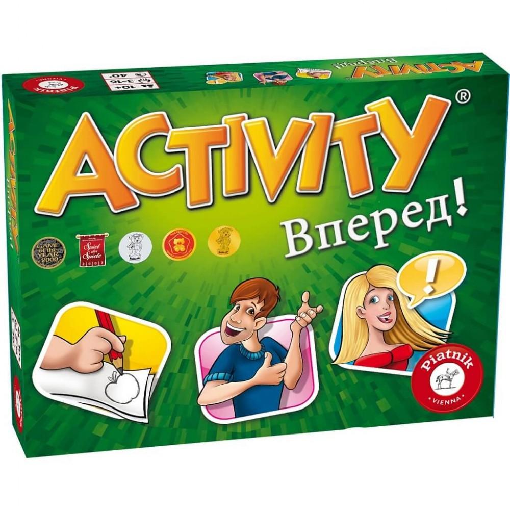 Настольная игра Activity Вперед 797996