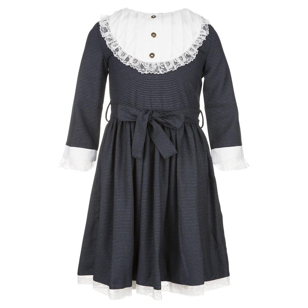 Dress Manishka blue PM-002