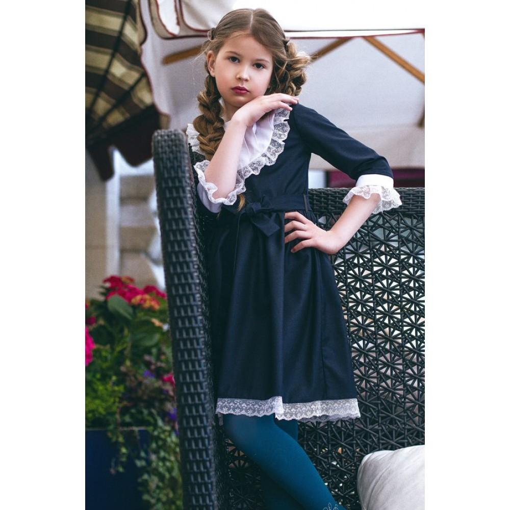 Dress Manishka blue PM-002 -2