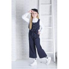 Suit overalls school blue KS-005
