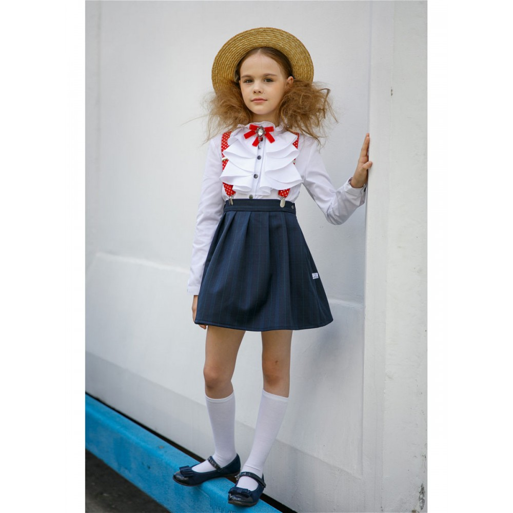 Skirt Blue YB-002