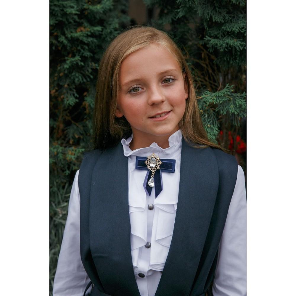 Brooch Jessica Blue