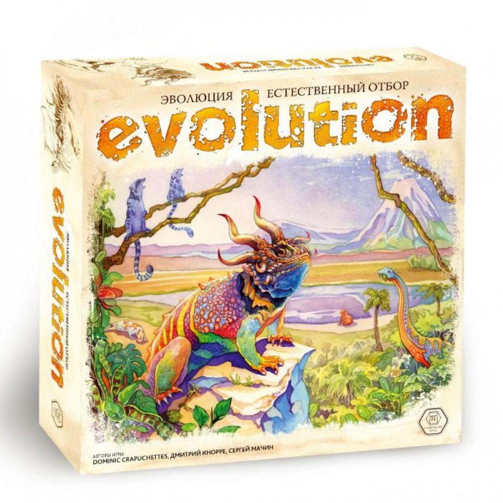 Board game Evolution Natural selection