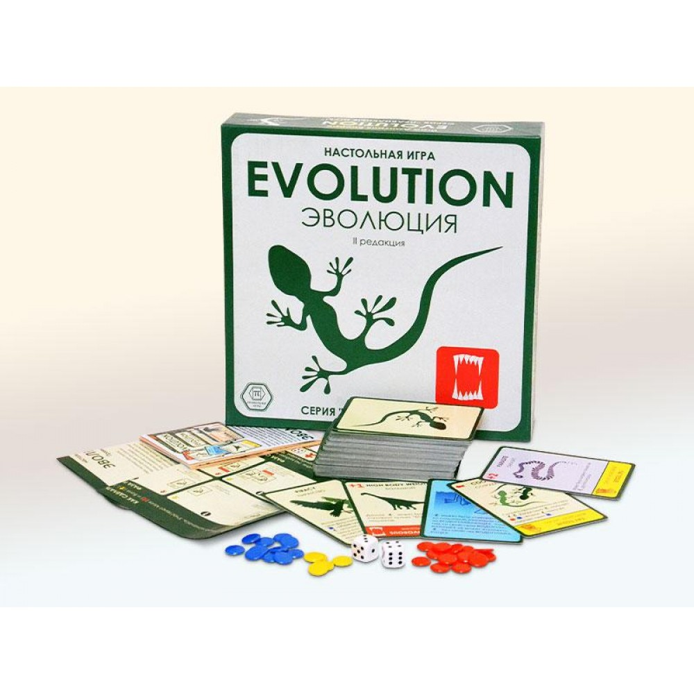 Board game Evolution