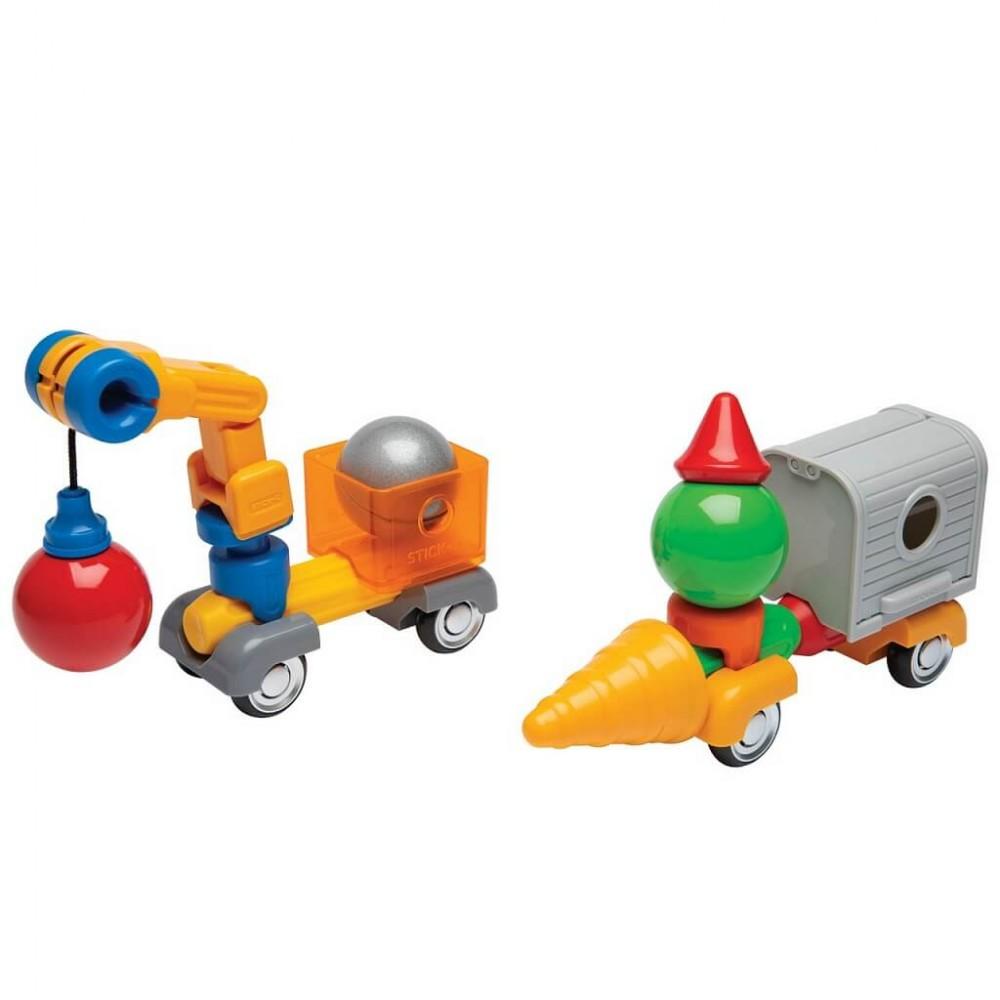 STICK-O Construction Set