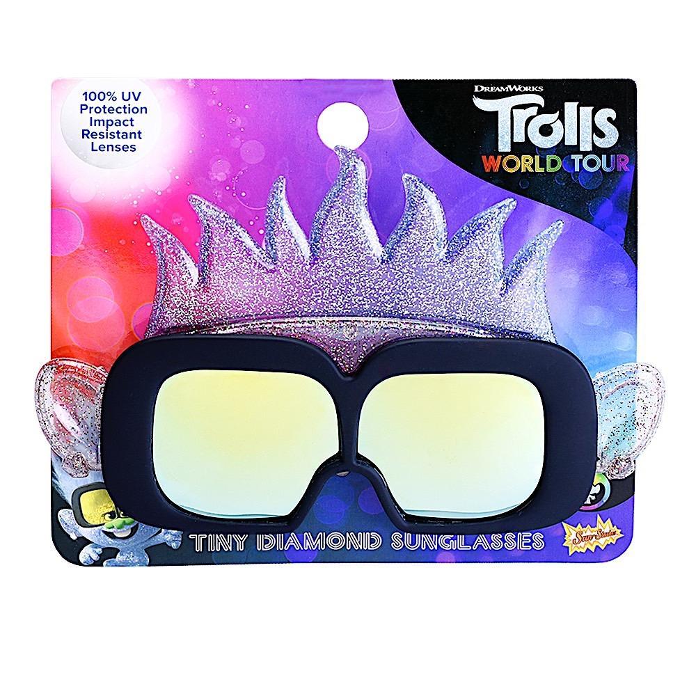 Очки солнцезащитные Тролли. Алмаз