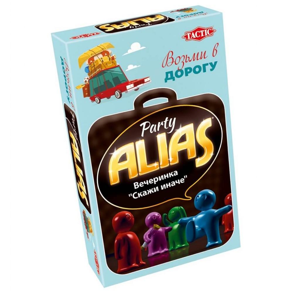 Настольная игра Alias Вечеринка компактная