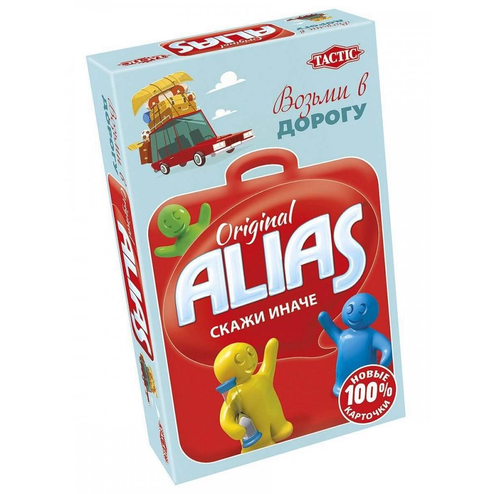 Настольная игра Original Alias компактная