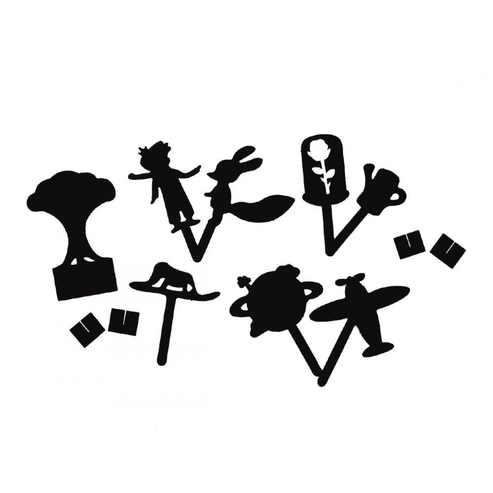 Игровой набор ТЕАТР ТЕНЕЙ ИСТОРИИ ГАРРИ Маленький принц SK-020320