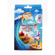 Игровой набор ТЕАТР ТЕНЕЙ ИСТОРИИ ГАРРИ Сказка о рыбаке и рыбке SK-030320