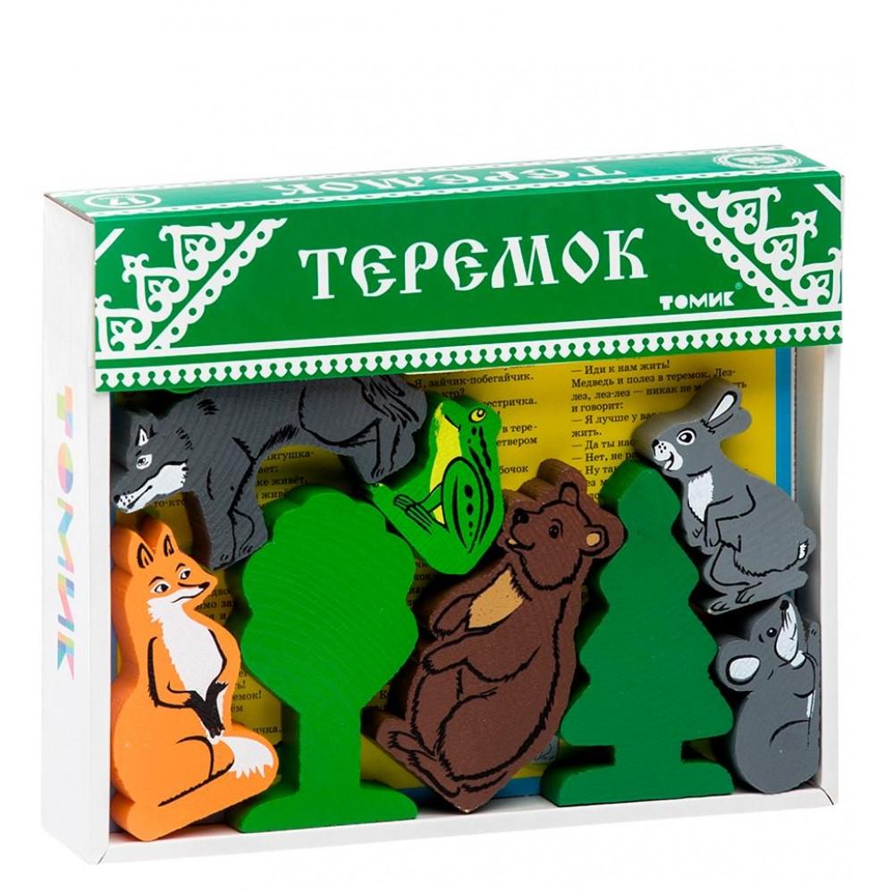 Набор ТОМИК Сказка Теремок 4534-3