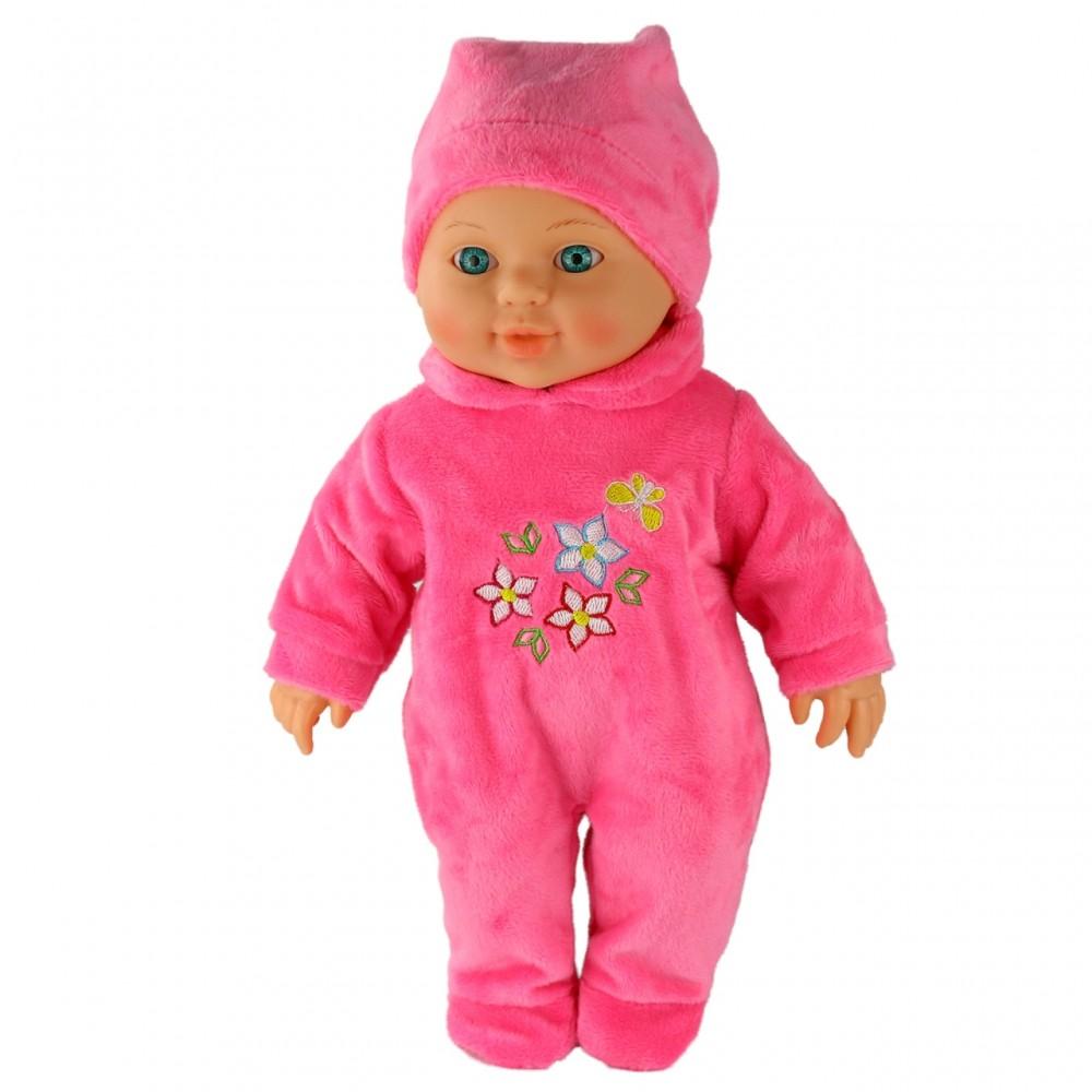 Кукла ВЕСНА Малышка Цветочки В3754