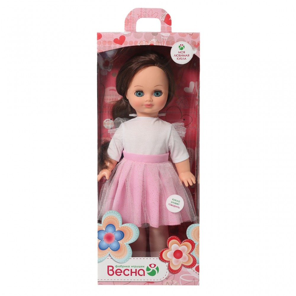 Кукла ВЕСНА Герда модница 3 (озвученная) В3706/о