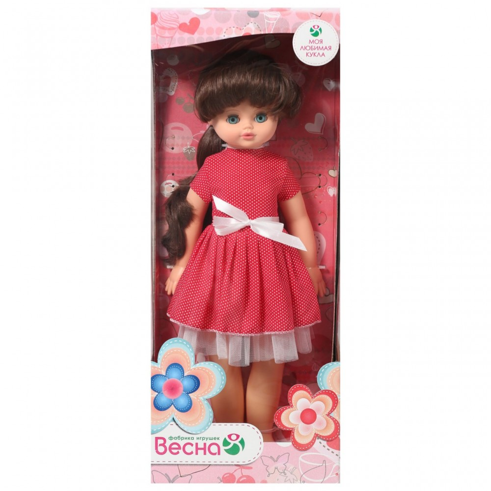 Кукла Алиса кэжуал 1 (озвученная)