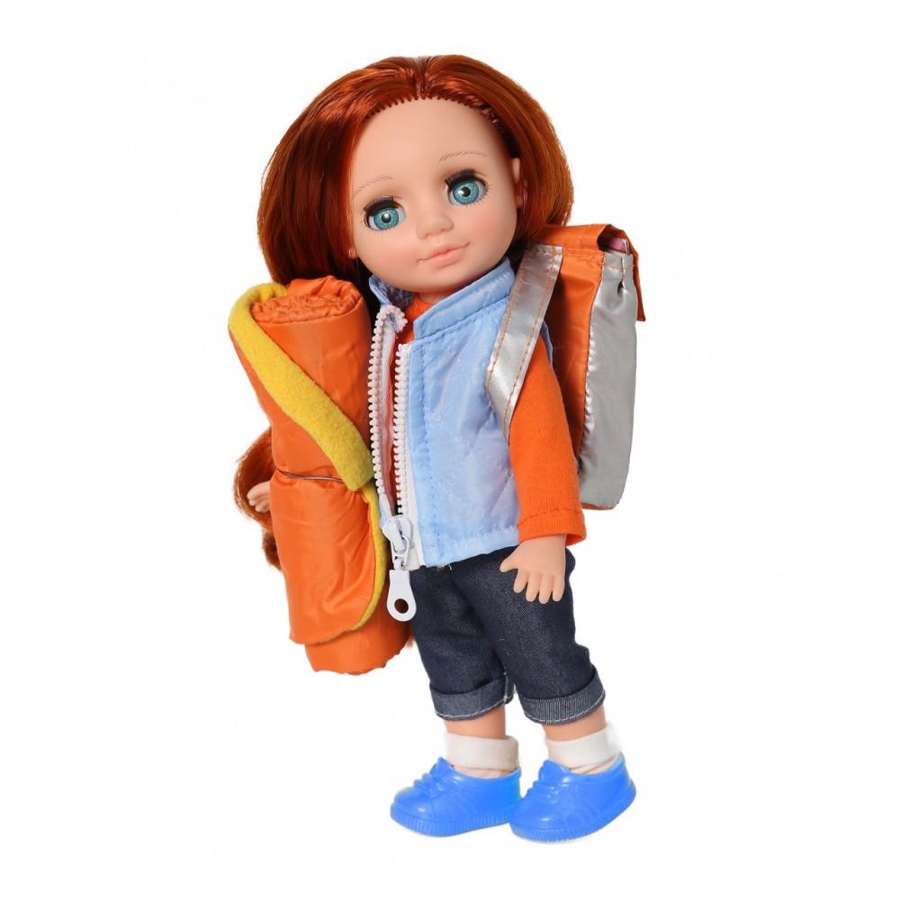 Кукла Ася Приключения в горах