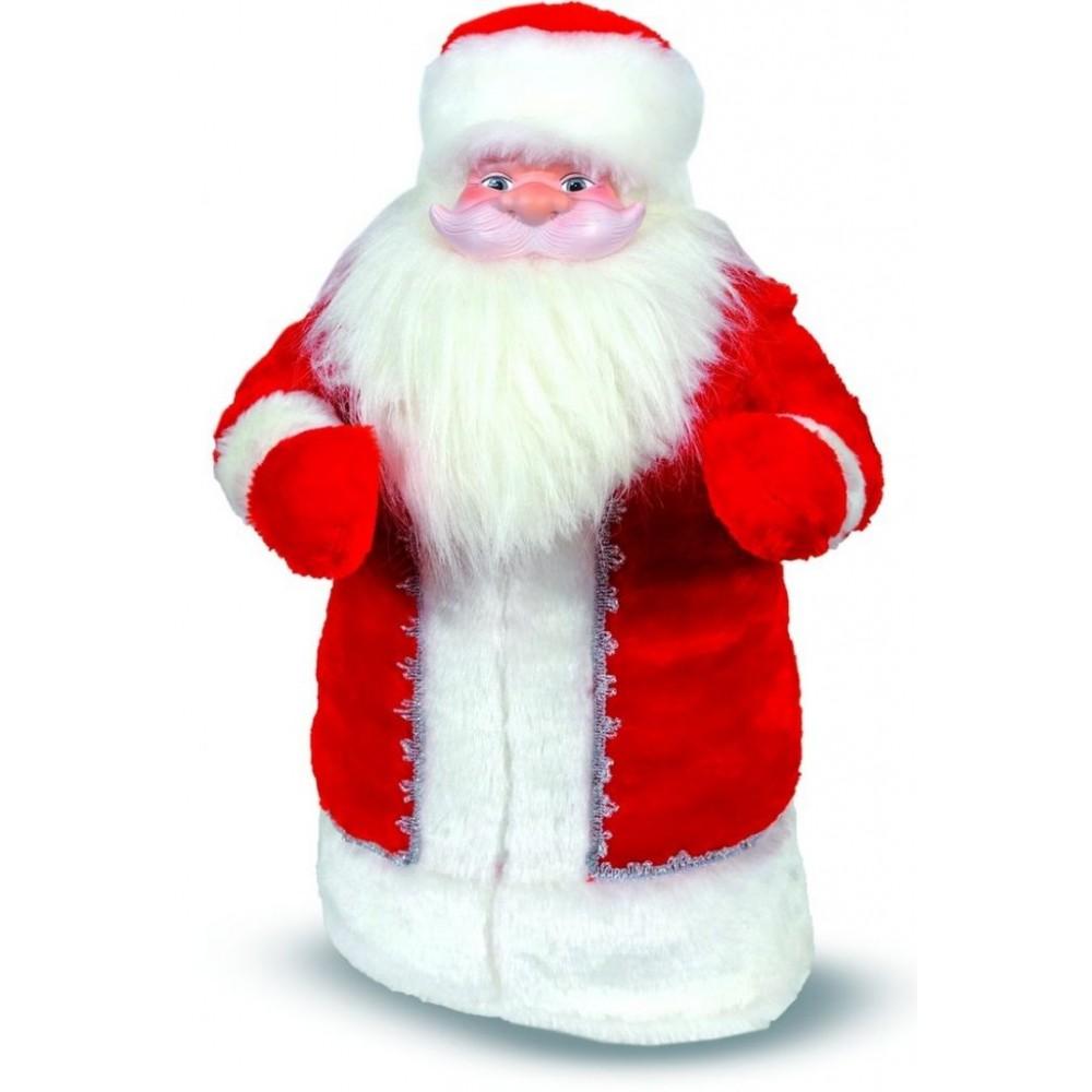 Дед мороз в красной шубе, 50 см