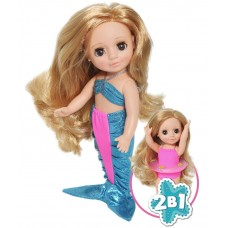 Кукла Ася Морские приключения, 26 см