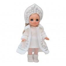 Кукла Ася снегурочка, 26 см