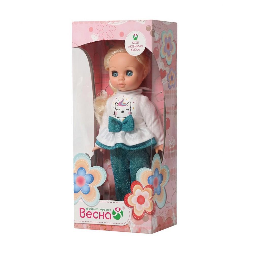 Кукла Эля мерцание весны